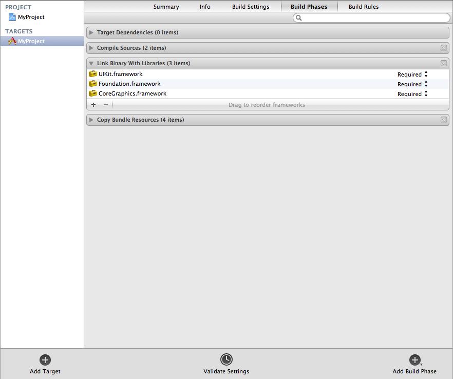 Use custom SQLite database with iOS · Daniele Esposti's Blog