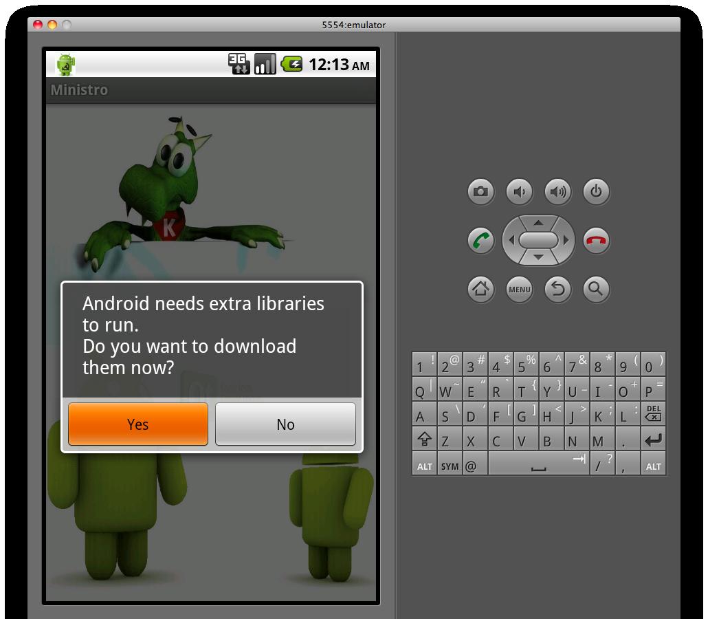 Qt для android (necessitas framework) - действительно ли это работает?